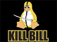 kill bill penguin